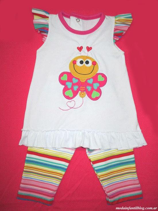 ropa para bebes flow kids 2014