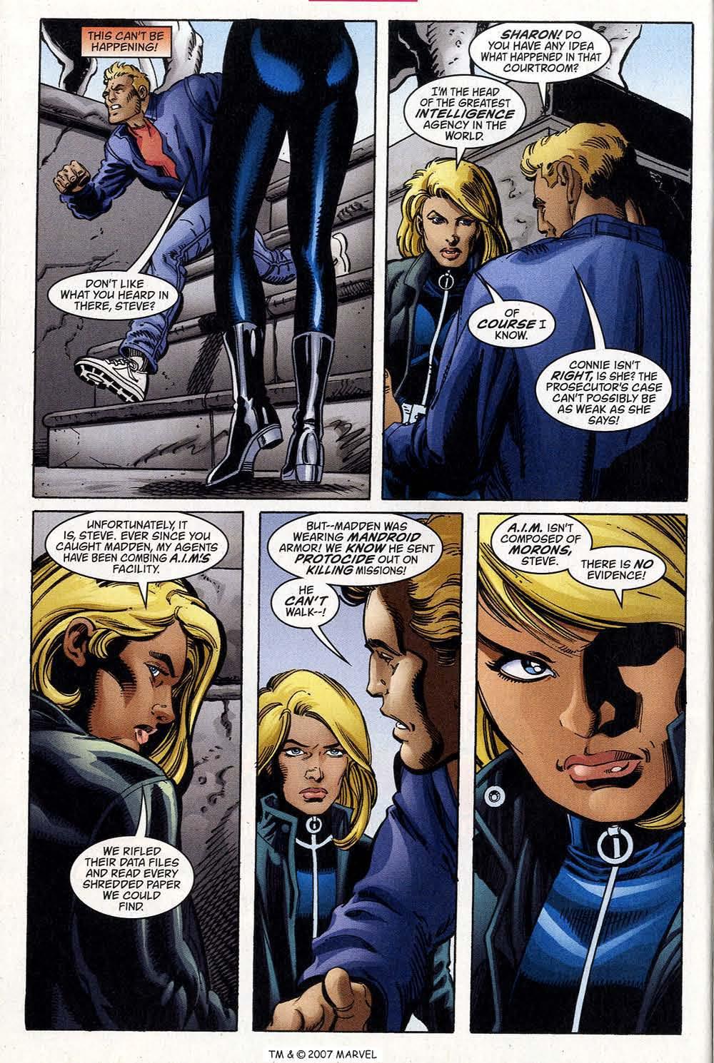 Captain America (1998) Issue #40 #47 - English 12