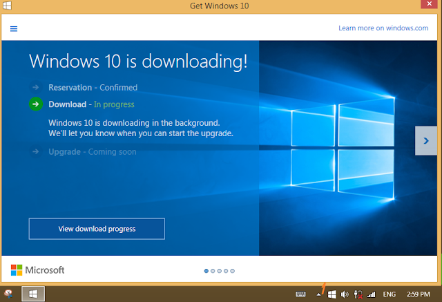 Windows 10 Released Upgrade