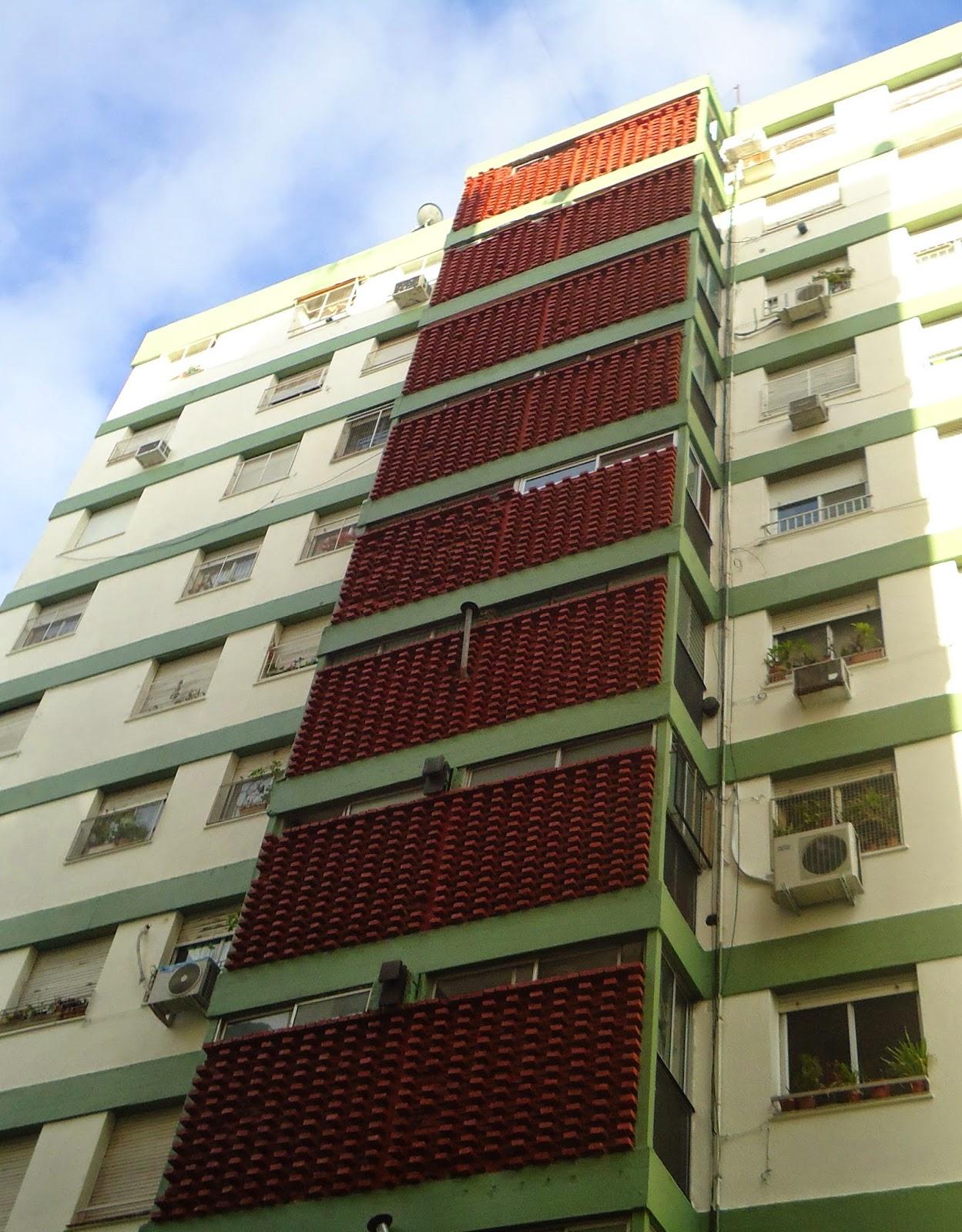 Remodelacion en altura de frentes en edificios y consorcios.