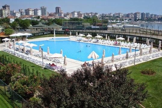 İstanbul'un En İyi Yüzme Havuzları / Fenerbahçe Faruk Ilgaz Havuz