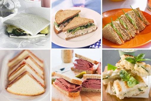 Mis recetas favoritas sandwich saludable - Ideas faciles para cenar ...