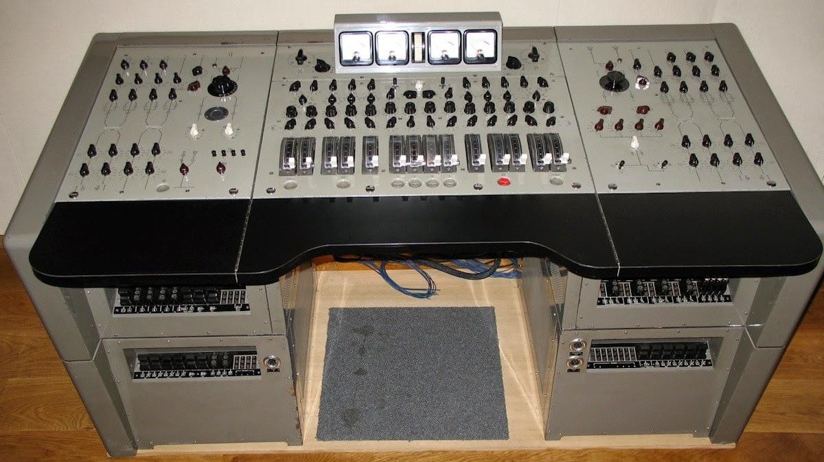 EMI REDD.37 console image