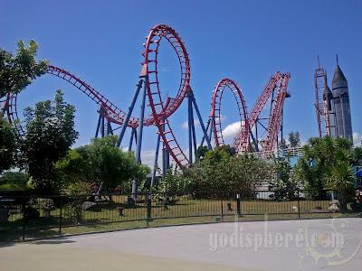 Space Shuttle Roller Coaster