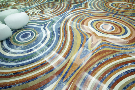 Italian budri marble inlay flooring walls designs for home for Floor inlay designs