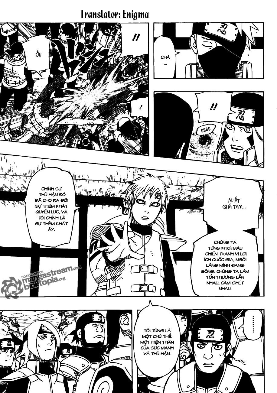 Naruto chap 516 Trang 10 - Mangak.info