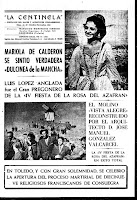 La Centinela. Octubre-Noviembre 1966
