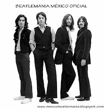 BEATLEMANIA MÉXICO OFICIAL