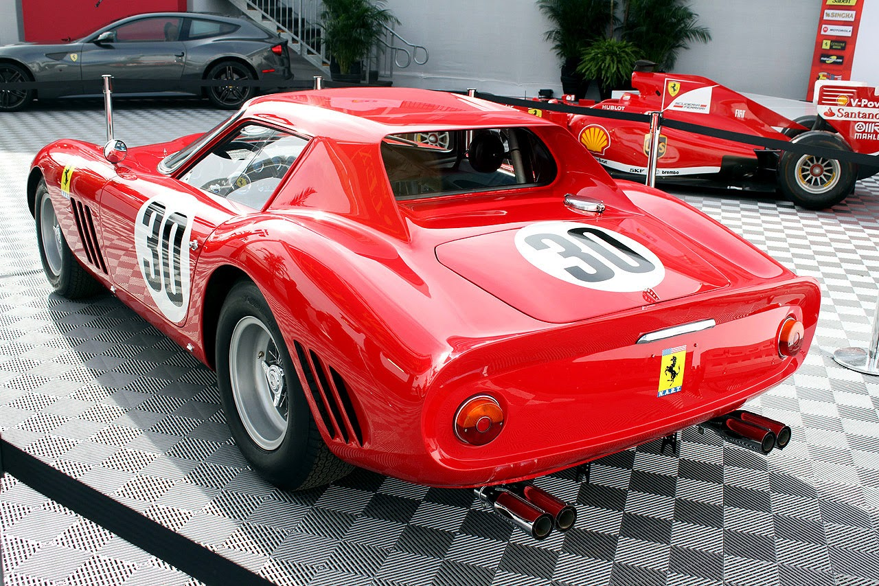 automotiveblogz 1964 ferrari 250 gto series ii photos. Black Bedroom Furniture Sets. Home Design Ideas