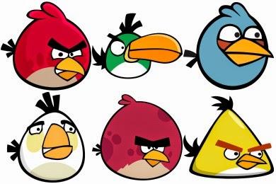 angry birds bird