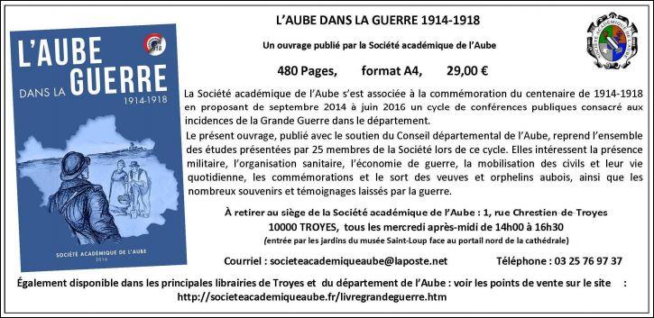 Conférences 1914-1918