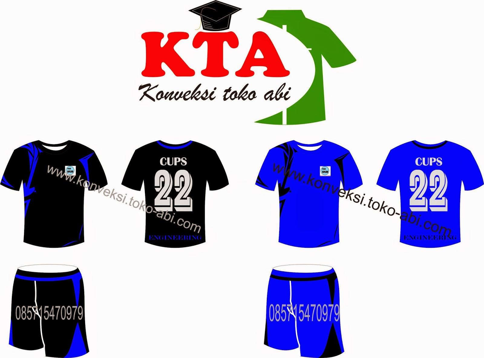Tempat Buat Kaos Bola Dan Kaos Futsal Di Jakarta Konveksi Toko Abi