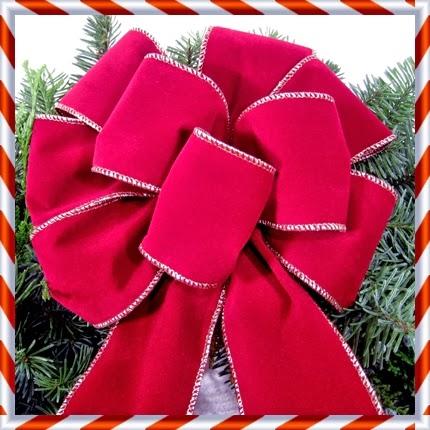 elmets como hacer lazos para un rbol de navidad