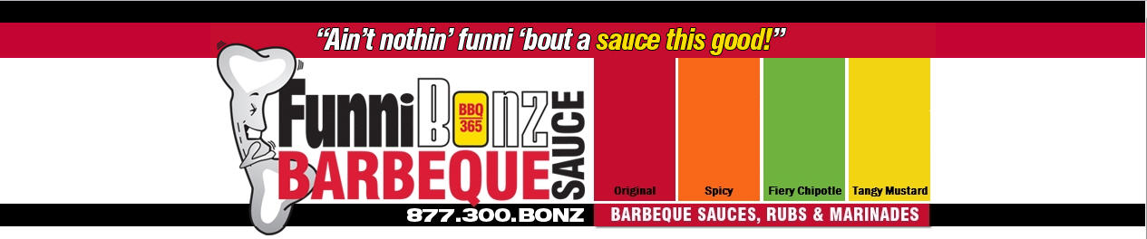 FunniBonz Barbeque Sauces, Rubs & Marinades
