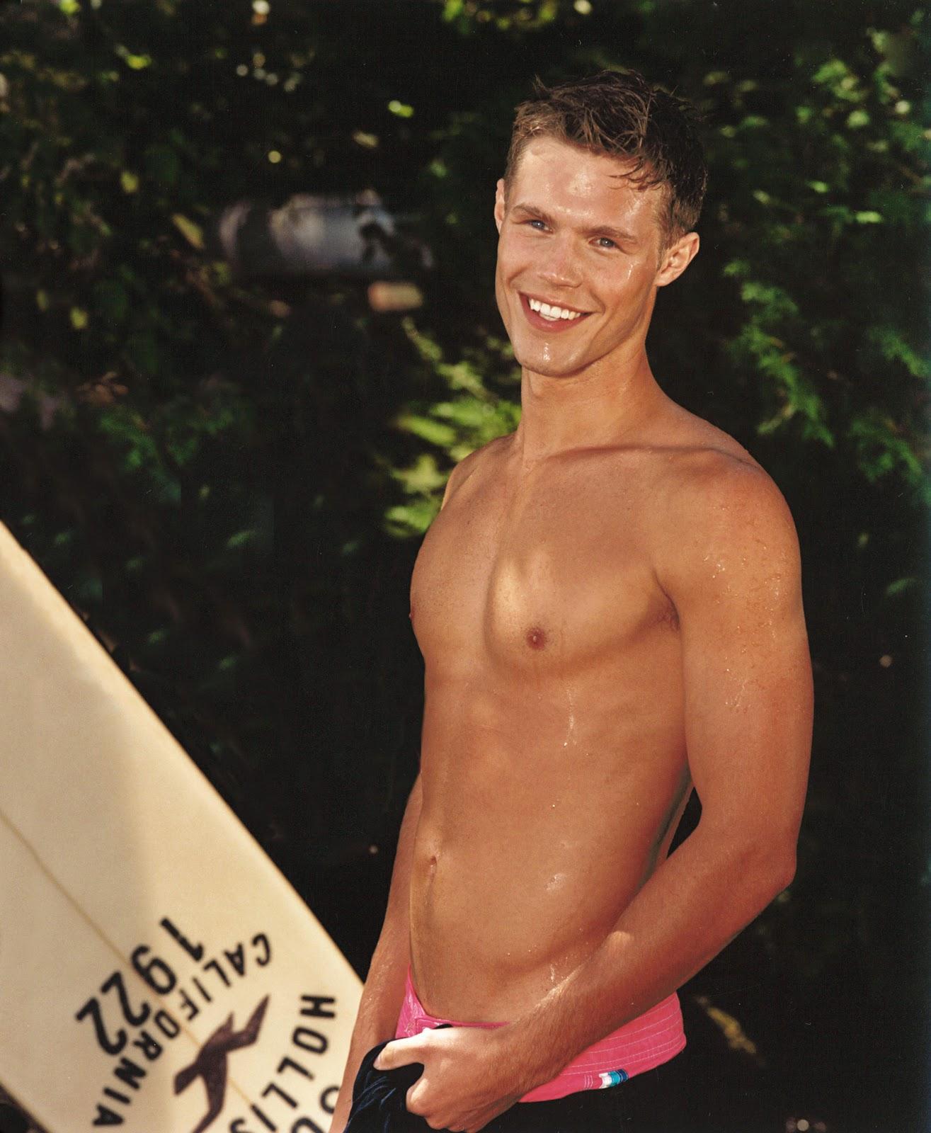 Hollister guy models 2013