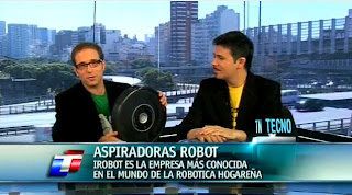 TN TECNO analisis roomba y scooba