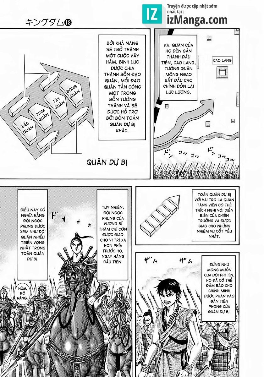 Kingdom – Vương Giả Thiên Hạ (Tổng Hợp) chap 189 page 10 - IZTruyenTranh.com