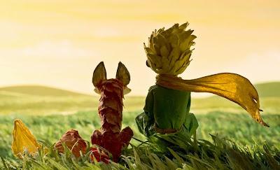 A kis herceg, animáció, film, kultúra, irodalom, Antoine de Saint-Exupéry, Mark Orborbe