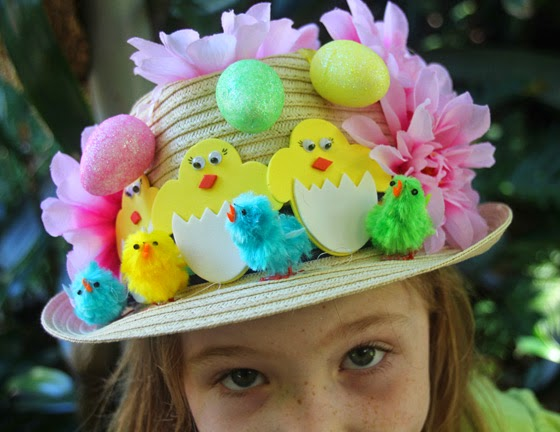 Pictures Of An Easter Hat 60