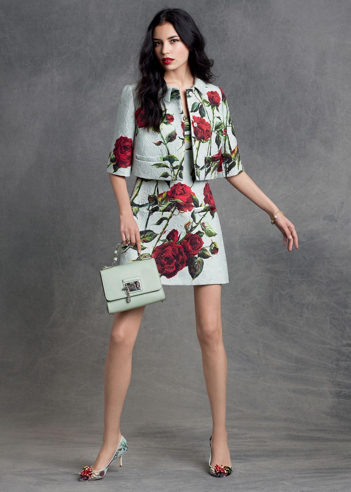 Fashion Blog Dolce Amp Gabbana 2016 Collection