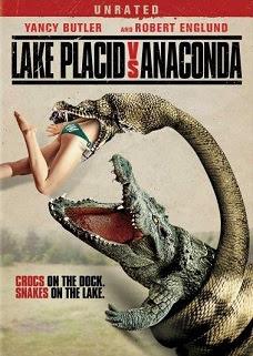 Mandibulas contra Anaconda – DVDRIP LATINO