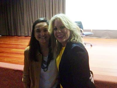 Elena Castillo y Lorena Gil