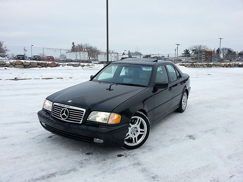 Daily turismo 10k 1998 mercedes benz c43 amg low mile w202 for 1998 mercedes benz c43 amg for sale