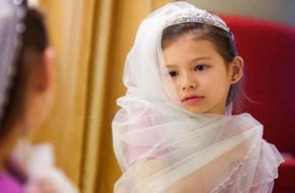 «Πάντρεψαν 6χρονο κορίτσι με 55χρονο μουλά με αντάλλαγμα μια κατσίκα!» (Βίντεο)
