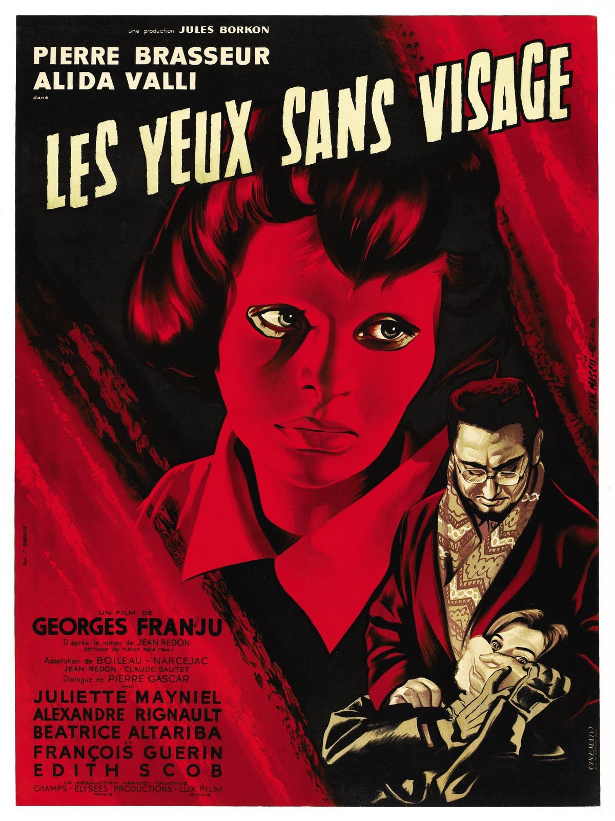 Les Yeux Sans Visage (Los Ojos Sin Rastro) (V.O.S) (1960)