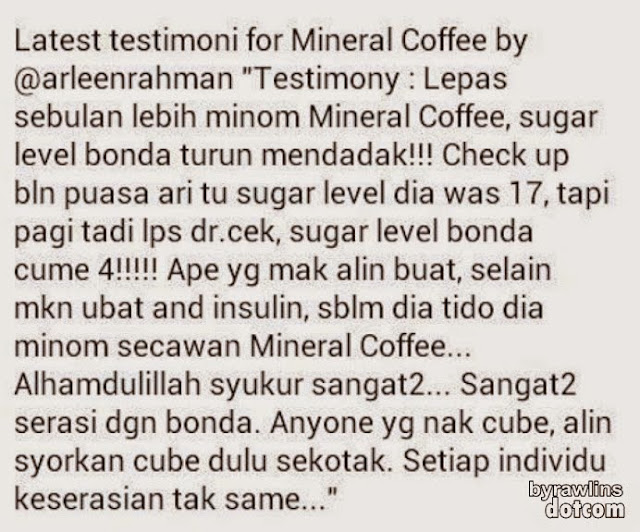 Mineral Coffee, Garam Buluh, byrawlins, GLAM, Hanis Haizi Protege, Penis, Erectile Dysfunction, Mati Pucuk, Coffee lover,