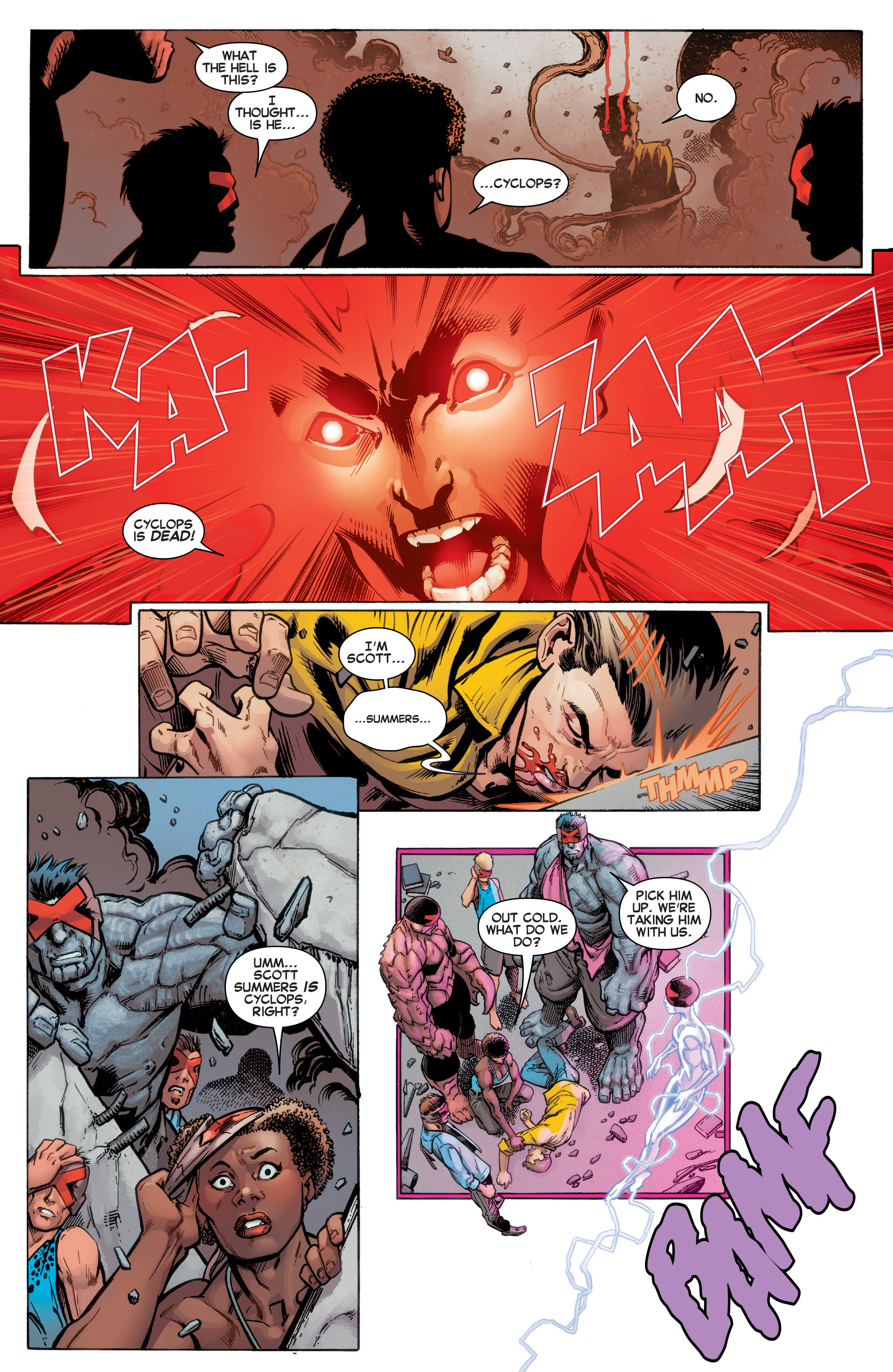 All-New X-Men (2016) Issue #1 #2 - English 22