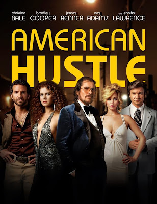 Poster Of Hollywood Film American Hustle (2013) In 300MB Compressed Size PC Movie Free Download At worldfree4u.com