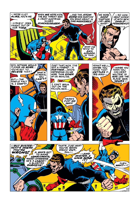 Captain America (1968) Issue #149 #63 - English 5
