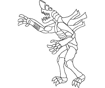 #5 Pacific Rim Coloring Page