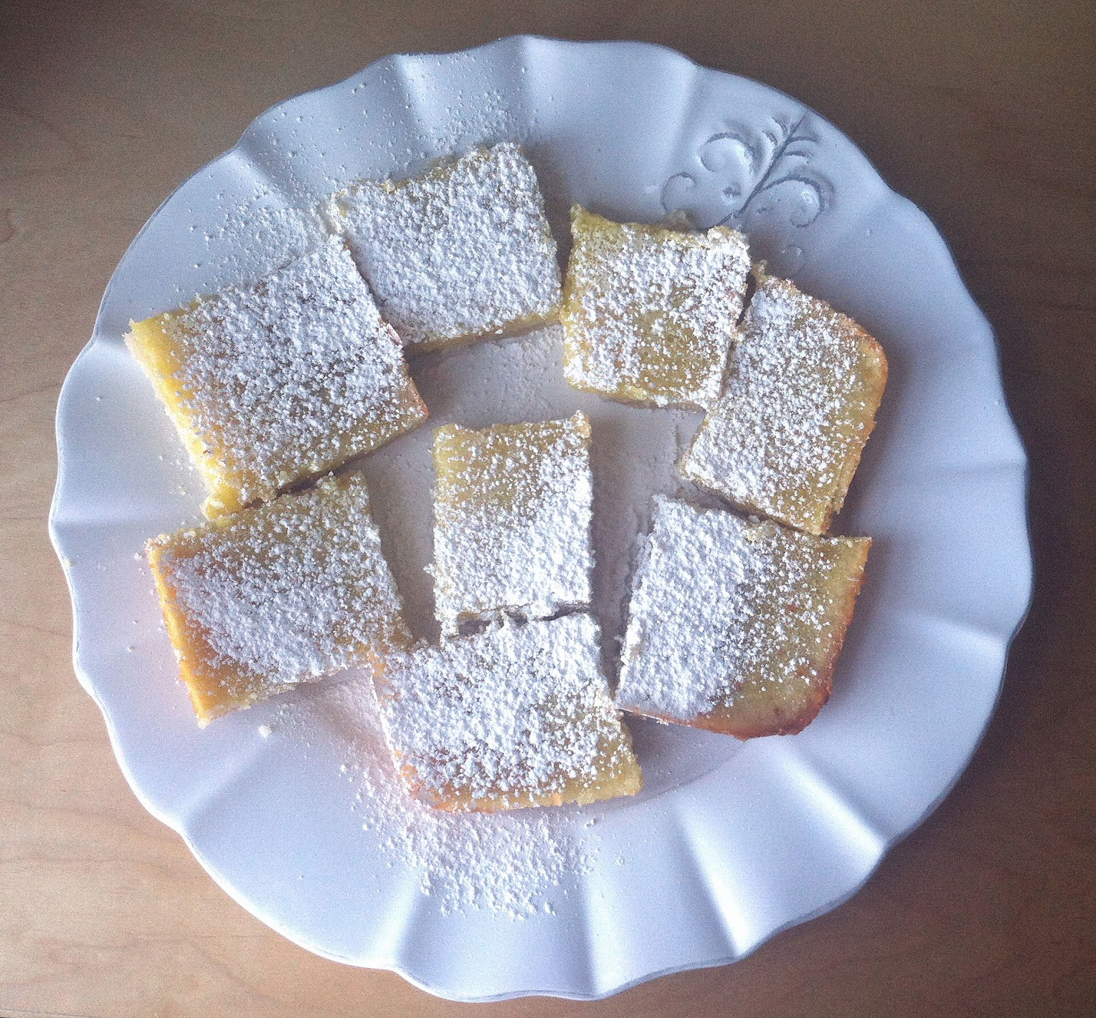Lemon Bars | Brave Little Taylors