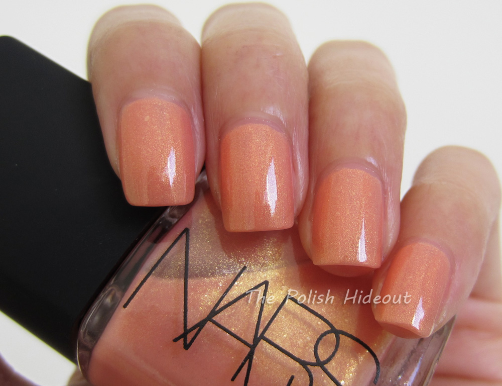The Polish Hideout: NARS Orgasm