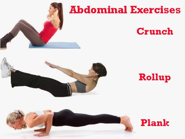 Nits Fitness Mantra: BEST EXERCISES TO BURN ABDOMINAL FAT