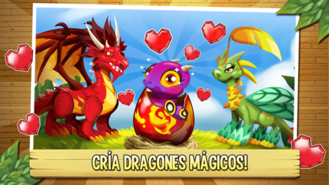 Dragon City Para Iphone y Ipad
