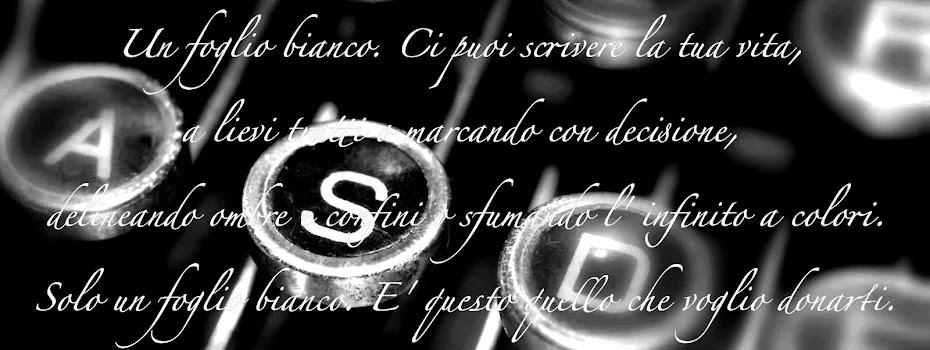 Susanna Bonaventura - Un foglio bianco...