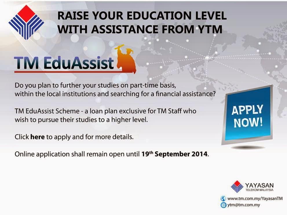 TM EduAssist Education Loan 2014