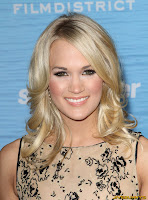 Carrie Underwood 'Soul Surfer' Premiere at the ArcLight Cinerama Dome