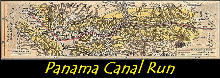 Panama Canal Run