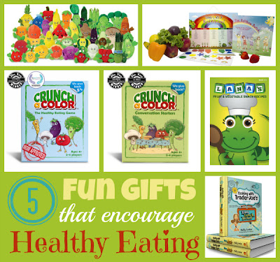 5 Fun Gifts That Encourage Healthy Eating