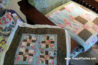 Triangle fun free quilt pattern