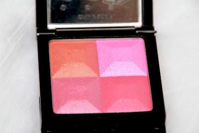 Givenchy lune rosée 41 le prisme blush glow test avis essai blog id=