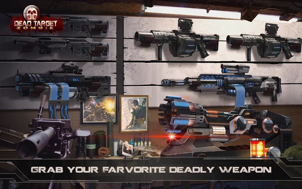 Dead Target v1.3.5 Mod [Unlimited Money]