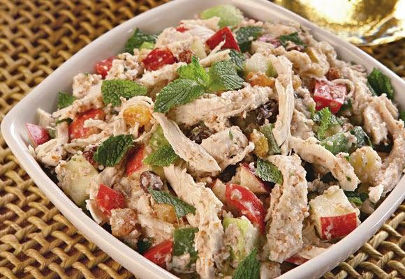 Receita de Salada Marroquina