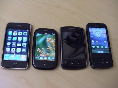 Churrasco de celulares