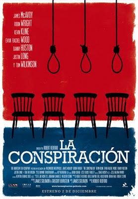 La Conspiración - Tráiler en español