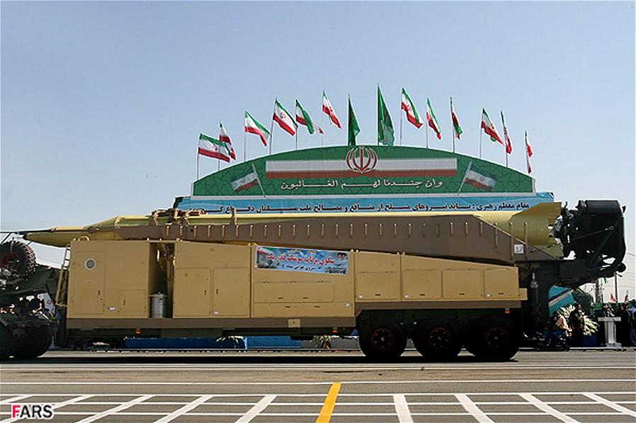 Iran Siagakan Rudal di Irak